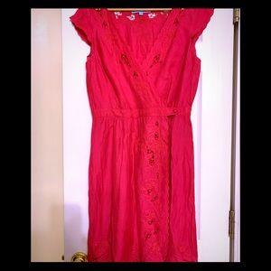Antonio Melani Wrap Dress